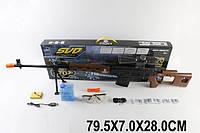 Снайперская винтов SVD LS02-A/B(1509730/31) (12шт/2)стр гели пул, есть в ком,в коробке 79,5*7*28 смм