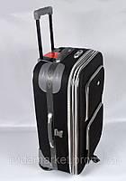 Средний чемодан дорожный на колесах фирмы CCS
