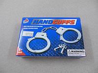 Полицейский набор, наручники 1807/328G (656777), (600шт.) в кор.