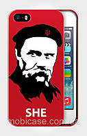 "Чехол для для iPhone 5/5s ""SHE""."