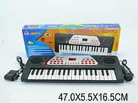 Орган QS-9937 (1152440)  (36шт/2)микрофон,аккум,в кор.47*5,5*16,5см