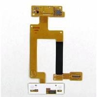 Шлейф Nokia C7 slide с камерой