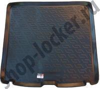 Коврик багажника (корыто)-полиуретановый, черный bmw 1 Series (F20,F21) (бмв 1серии ф20,ф21)