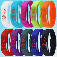 Часы браслет три цвета