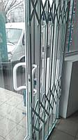 Раздвижные решетки Балкар-Днепр с врезным замком, фото 1
