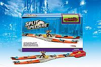 Трек инерц.  HOT WHEELS Split Speeders 999-50 (36шт) 1машинка, в коробке 30*19*5см