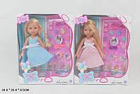 "Кукла ""Isabella""Модельер"" R105 (36шт/2) 3 вида, c одеждой,аксесс, в кор. 28*9*34cм"