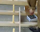 Лага деревянная (брус сухой строганный) 50х40х2000 мм, фото 2