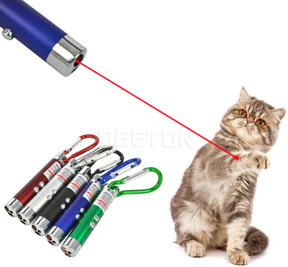 Ліхтарик–брелок з лазерною указкою