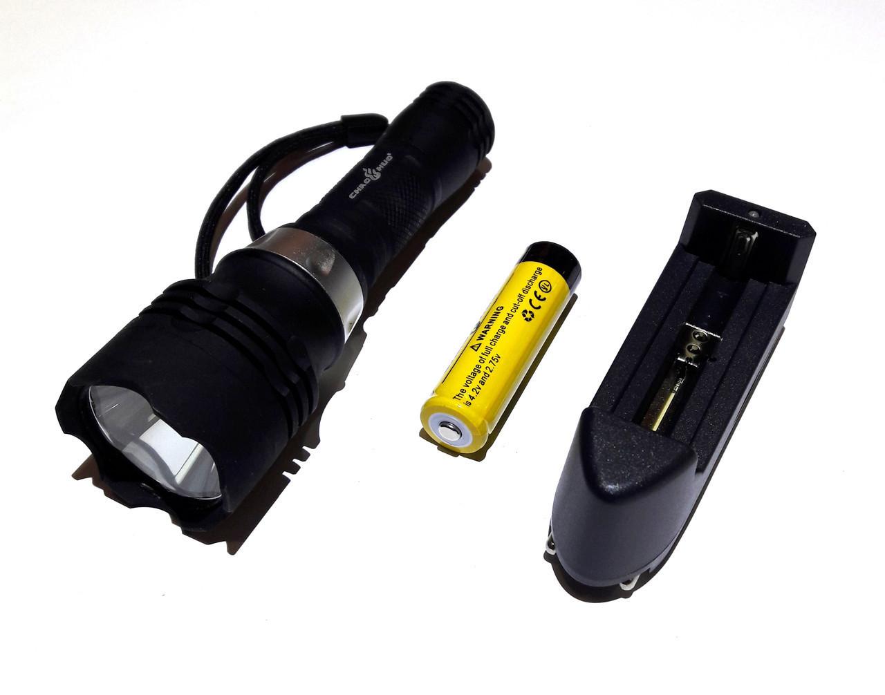 Подводный фонарь CHAO HUA XQ-34 Т6