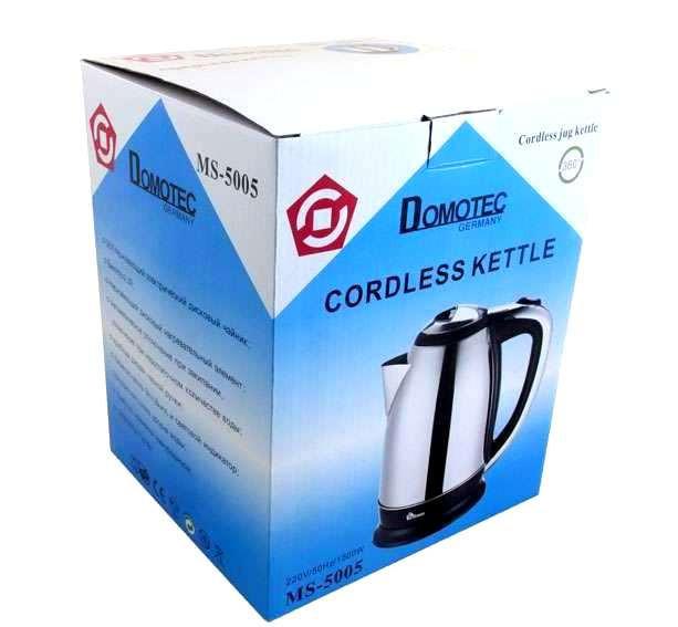 Електричний чайник Domotec DT