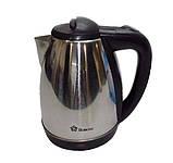 Електричний чайник Domotec DT, фото 2