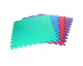 М'який підлоговий килимок мозаїка