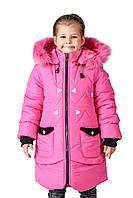 Куртка для девочеки КД-04 Малина