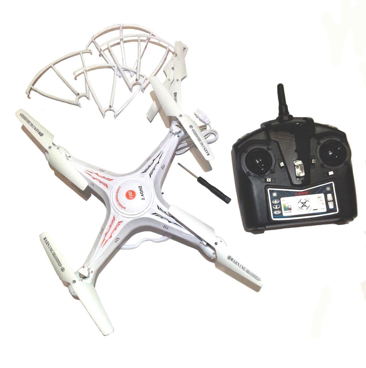 Квадрокоптер F22 2.4GHZ