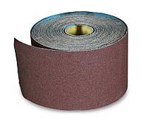 Бумага наждачная на тканевой основе, водост., 200 мм № 80, 50 м