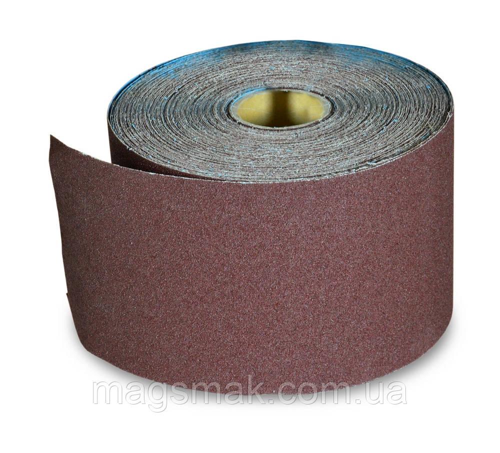 Бумага наждачная на тканевой основе, водост., 200 мм № 40, 50 м