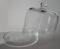 Баранчик-клоше 20х22 см. стеклянное Beregani