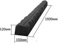 Форма для забора из АБС пластика,Плитка цокольная с рисунком камня на две строны  АБС.Сертификат соответствия!