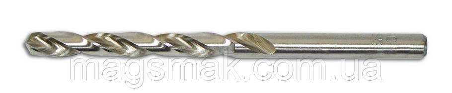 Сверло по металлу, белое, HSS 5,2 мм, фото 2