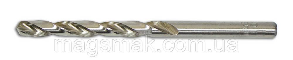Сверло по металлу, белое, HSS 7 мм