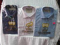 Для мальчика рубашка р. 128-134-140-146