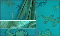 Слинги с кольцами DIDYsling.Geckos smaragd