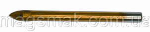 Сверло по стеклу и плитке, 4 резца, Resource 8 мм, фото 2