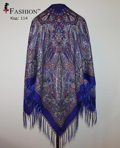 купить павловопосадский платок