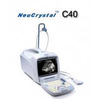 Портативный УЗИ - аппарат NeuCrystal C40