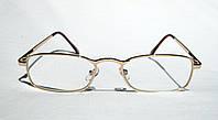 Очки для коррекции зрения Farsi 108 (рмц 64) (вставка Изюмское стекло)