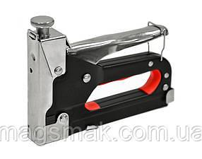 Сшиватель отделочный металлический скобы 11,3 х4 -14 мм