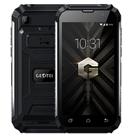 "Geotel G1 Terminator 5"" (1280x720) Glass / MT6580 / 2Гб /16Гб /8Мп /7500мАч 5, до 32 Гб, MediaTek MT6580, 1200×720, Черный"