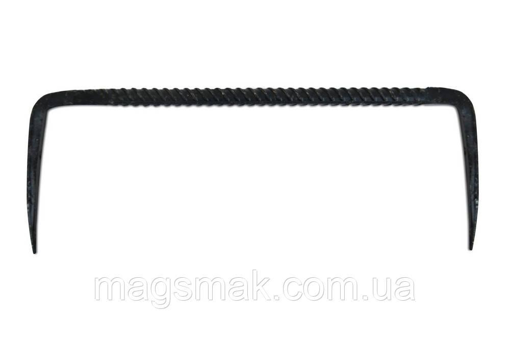Скоба строительная круглая, Украина 20х8 см