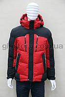 Мужская куртка Glo-story красная