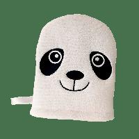 Детская мочалка-рукавичка Baby Bambo / Бейби Бамбо