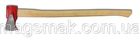 Топор-колун, деревянная ручка, Украина 3 кг