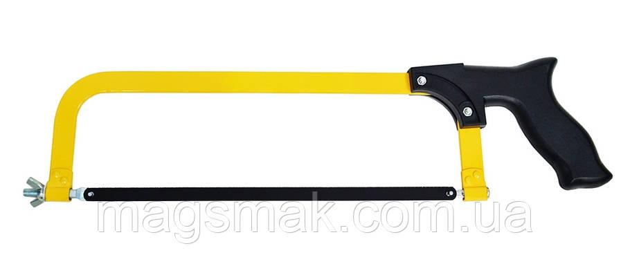 Ножовка по металлу с универсальной рамкой 300 мм, фото 2