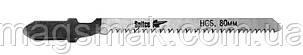Полотно для э/лобзика, ламинат, T-хв., HCS, 5 шт. ч/р, 100 мм, 2 мм (T101BR), фото 2