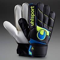 Вратарские перчатки Uhlsport Fangmaschine Starter Soft, фото 1
