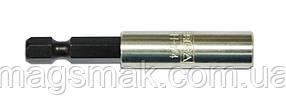 Держатель магнитный для отверточных насадок, S2 60 мм