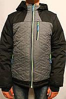 Подростковые осенне-зимние куртки от 5 до 16 лет (128-170см.). Фирма-Just Play.