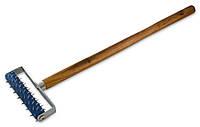 Валик игольчатый для гипсокартона 25/150 мм