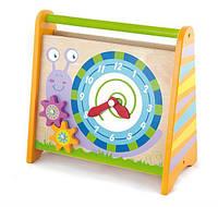 """Игрушка Viga Toys """"Часы"""" 50063"""