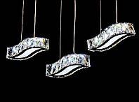 Светодиодная люстра AG 2576/3. діодні світильники