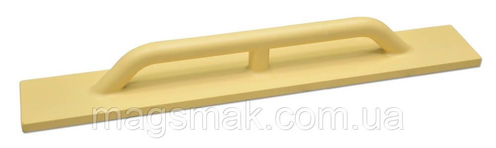 Полутерок полиуретановый, уплотненный 120х800 мм