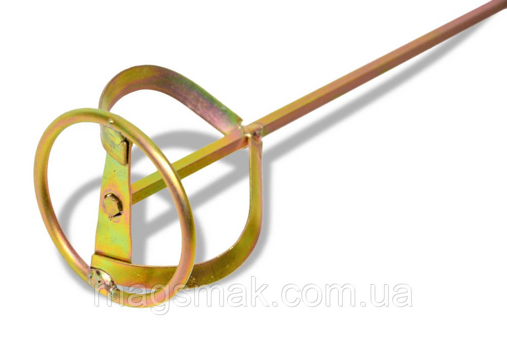 "Миксер для структурных красок, тип ""A"" 80х435 мм, 10–15 кг"
