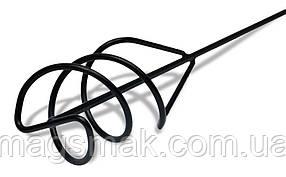 Миксер для штукатурки, цемента, клеевых масс, Украина 80х420 мм, 5-10 кг