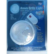 Светильник с пультом Remote Brite Light, фото 2