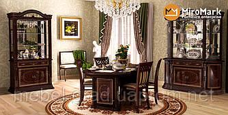 Столовая мебель Чикаго / Chicago MiroMark перо рубино